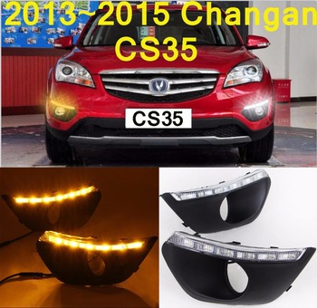 LED, ~ 2016 ChangAn CS35 Gündüz Işık, CS35 sis ışık, CS35 far, CS75, eado, CS35 Taillight 1226