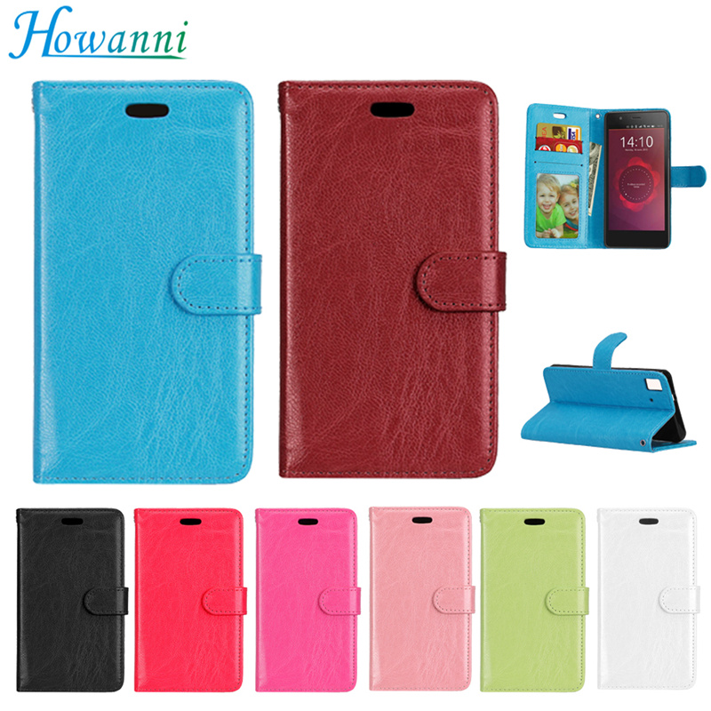 "Telefon case alcatel pop 4 + case silikon kapak 5.5 için ""lüks cüzdan retro deri telefon kapak için alcatel pop 4 plus case çapa 0"